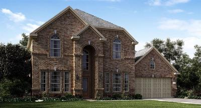 Tomball TX Single Family Home For Sale: $353,990