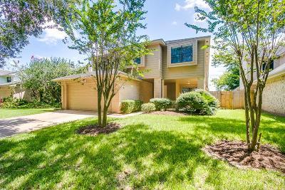 Sugar Land Single Family Home For Sale: 2115 Creekshire Drive
