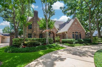 Sugar Land Single Family Home For Sale: 3711 Springhill Lane