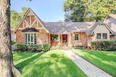 Memorial Single Family Home For Sale: 514 N Winter Oaks Drive N