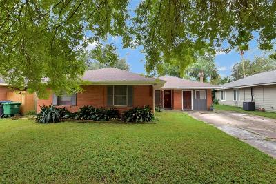 Houston Single Family Home For Sale: 4021 Woodfox Street