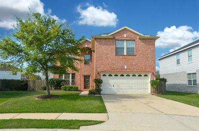 Katy Single Family Home For Sale: 2410 Crossmill Lane