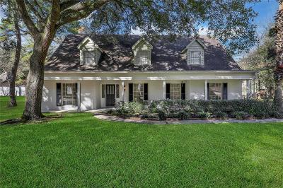 Conroe Single Family Home For Sale: 538 Robert E Lee Drive