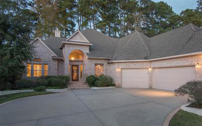 Montgomery Single Family Home For Sale: 3079 Bentwater Drive