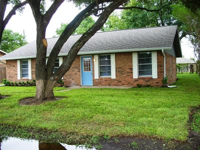 Navasota Single Family Home For Sale: 709 Grace Street