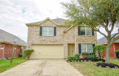 Katy Single Family Home For Sale: 20026 Bluecreek Ridge