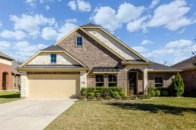 Fulshear Single Family Home For Sale: 4934 Westchester Drive