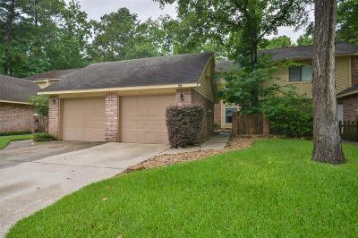 Kingwood Condo/Townhouse For Sale: 2804 Elm Grove Court