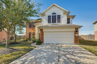 Single Family Home For Sale: 17106 Taftsberry Court