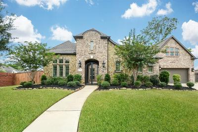 Sugar Land Single Family Home For Sale: 4610 Ravensthorpe Court