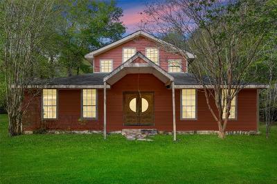 Waller Single Family Home Pending: 30701 Walnut Ridge Drive