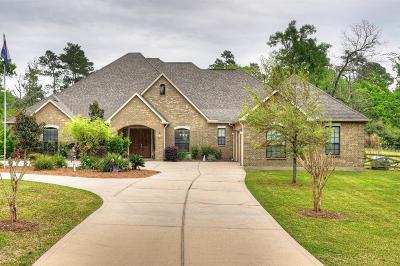 Magnolia Single Family Home For Sale: 33114 Colette Street
