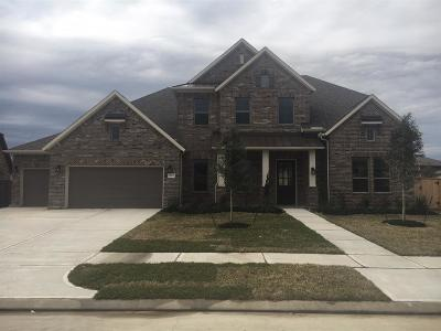 Tomball Single Family Home For Sale: 18935 Wild Thornberry Drive