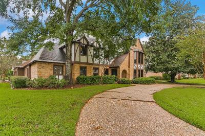 Houston Single Family Home For Sale: 14630 Kellywood Lane