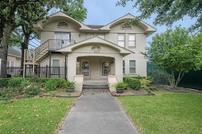 Montrose Single Family Home For Sale: 909 Marshall Street