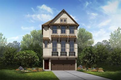 Houston Single Family Home For Sale: 10707 Madden Oaks Place