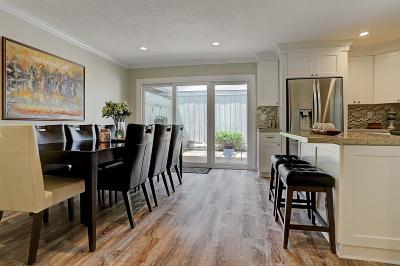 Houston Condo/Townhouse For Sale: 435 Bendwood Drive #44