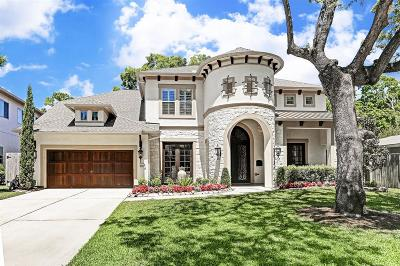 Houston Single Family Home For Sale: 12822 Butterfly Lane