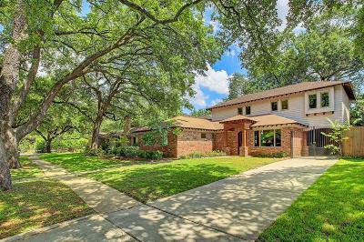 Houston Single Family Home For Sale: 3711 Westerman Street