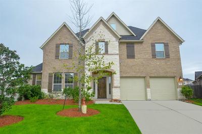 Rosenberg Single Family Home For Sale: 202 Bent Ray Court