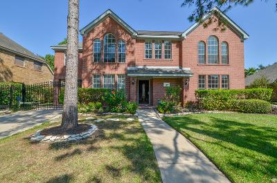 Tomball Single Family Home For Sale: 12318 Hammersmith Drive