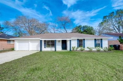Houston Single Family Home For Sale: 5930 Dryad Drive