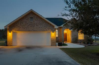 Crosby Single Family Home For Sale: 20415 Live Oak Road Road