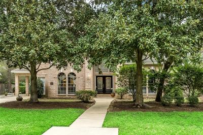 The Woodlands Single Family Home For Sale: 50 N Floral Leaf Circle