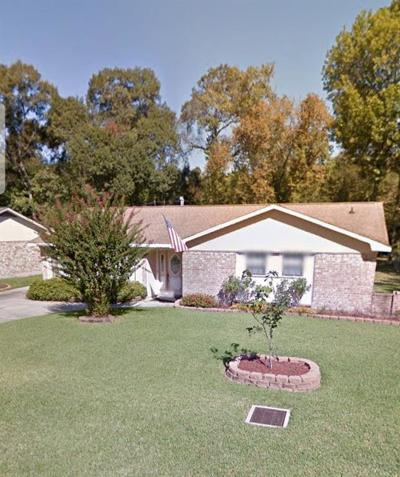 Huffman Single Family Home For Sale: 739 Pas Trail