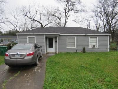 Houston Single Family Home For Sale: 729 E 41st Street
