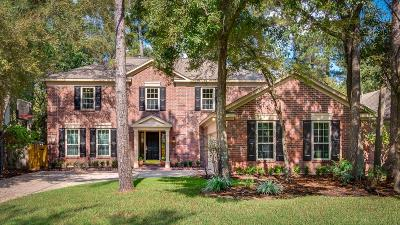 The Woodlands Single Family Home For Sale: 281 Golden Arrow Circle
