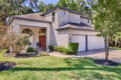 Montgomery Single Family Home For Sale: 3 Laguna Road