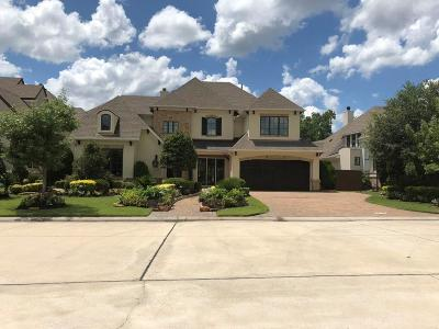 Shenandoah Single Family Home For Sale: 10 Broadwater Court