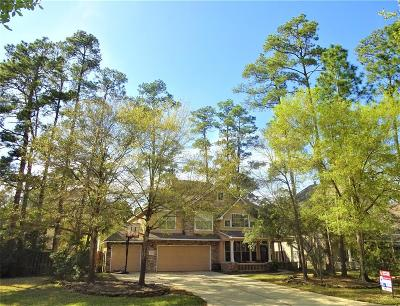 The Woodlands Single Family Home For Sale: 33 Lightwood Trace