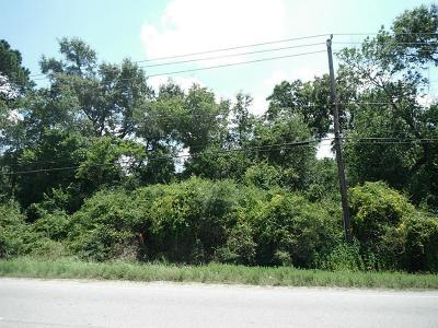 Baytown Residential Lots & Land For Sale: 0004 Decker Drive