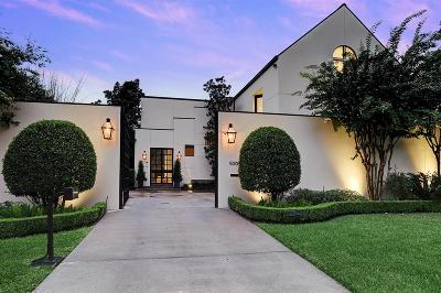 Houston Single Family Home For Sale: 5305 Shady River Drive