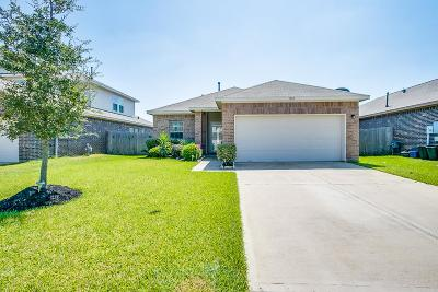 League City, League Single Family Home For Sale: 3107 Braepark Court
