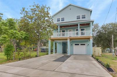 Clear Lake Shores Single Family Home For Sale: 406 Clear Lake Road