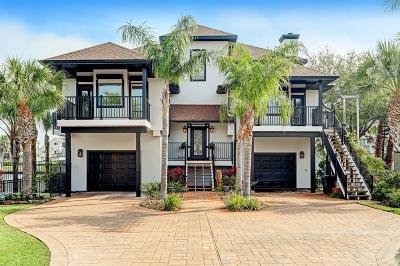 Tiki Island Single Family Home For Sale: 1047 Long Reach