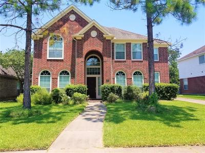 League City Single Family Home For Sale: 4322 Ableside Drive
