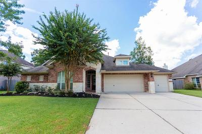 Conroe Single Family Home For Sale: 1857 Pembrook Circle
