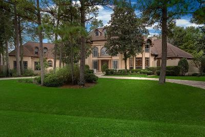 The Woodlands Single Family Home For Sale: 45 Red Sable Point