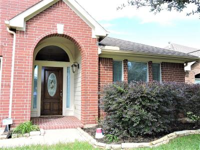 Richmond Single Family Home For Sale: 25930 Hopson Meadows Drive
