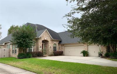 Humble Single Family Home For Sale: 12630 Blackstone River Drive