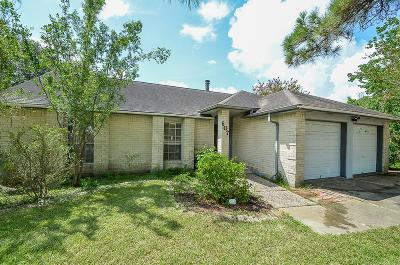 League City Single Family Home For Sale: 607 Landing Boulevard