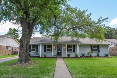 Houston TX Single Family Home For Sale: $279,900