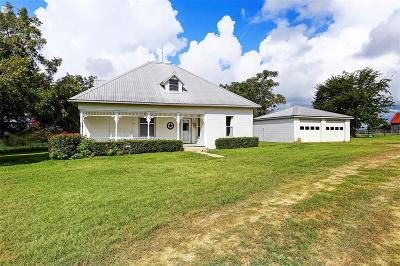 Colorado County Farm & Ranch For Sale: 1043 Lutonsky Road