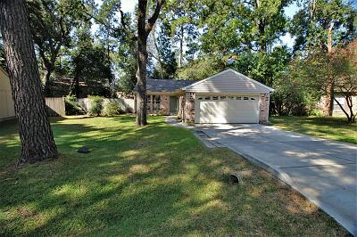 The Woodlands Single Family Home For Sale: 14 Redberry Court