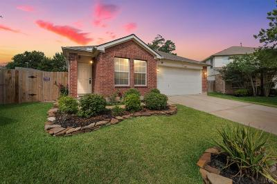 Spring Single Family Home For Sale: 23311 Cape Cottage Court