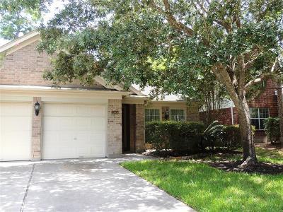 Kingwood Single Family Home For Sale: 26864 Manor Falls Drive